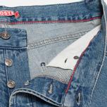 Мужские джинсы Lacoste Live Slim Fit Blue фото- 4