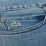 Мужские джинсы Lacoste Live Slim Fit Blue фото- 3