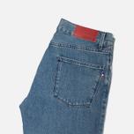 Мужские джинсы Lacoste Live Slim Fit Blue фото- 1