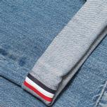 Мужские джинсы Lacoste Live Slim Fit Blue фото- 6