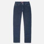 Мужские джинсы Lacoste Live Slim Fit Dark Blue фото- 0
