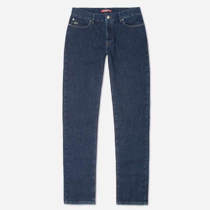 Мужские джинсы Lacoste Live Slim Fit Dark Blue