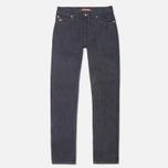 Мужские джинсы Lacoste Live Slim Fit Navy фото- 0