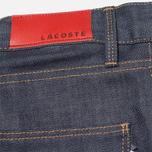 Мужские джинсы Lacoste Live Slim Fit Navy фото- 3
