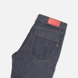 Мужские джинсы Lacoste Live Slim Fit Navy фото- 1