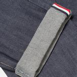 Мужские джинсы Lacoste Live Slim Fit Navy фото- 5
