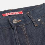 Мужские джинсы Lacoste Live Slim Fit Navy фото- 2