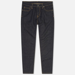 Женские джинсы Carhartt WIP W' Cropped Galena Stretch Blue Rinsed фото- 0