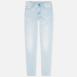 Carhartt WIP X' Riot II Colfax Stretch Women's Jeans Blue Blast Washed photo- 0