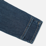 Carhartt WIP X' Riot II Colfax Stretch Women's Jeans Blue Strand Washed photo- 4
