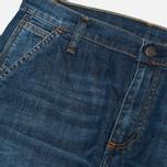 Женские джинсы Carhartt WIP X' Single Knee II Colfax Stretch Blue Strand Washed фото- 3