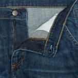 Женские джинсы Carhartt WIP X' Single Knee II Colfax Stretch Blue Strand Washed фото- 2