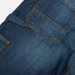Женские джинсы Carhartt WIP X' Single Knee II Colfax Stretch Blue Strand Washed фото- 4