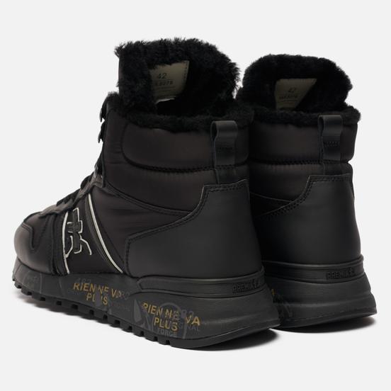 Мужские кроссовки Premiata Jeff 5076 Black