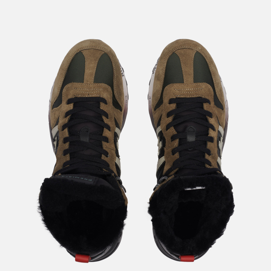 Мужские кроссовки Premiata Jeff 5511 Black/Olive