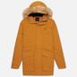 Мужская куртка парка Lyle & Scott Winter Weight Microfleece Lined Caramel фото - 0