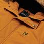 Мужская куртка парка Lyle & Scott Winter Weight Microfleece Lined Caramel фото - 1