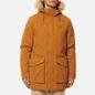 Мужская куртка парка Lyle & Scott Winter Weight Microfleece Lined Caramel фото - 2