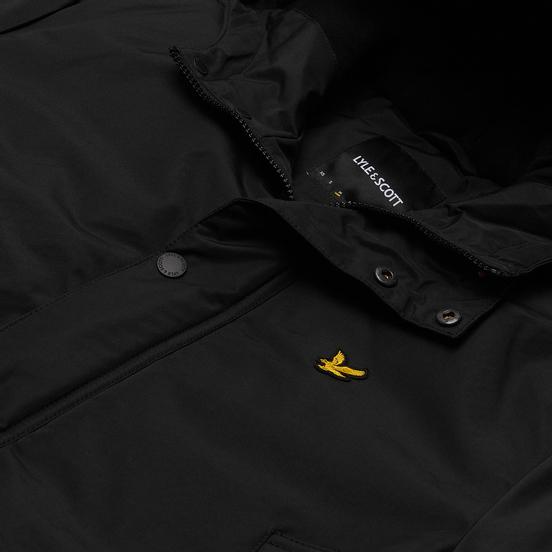 Мужская куртка парка Lyle & Scott Technical Jet Black