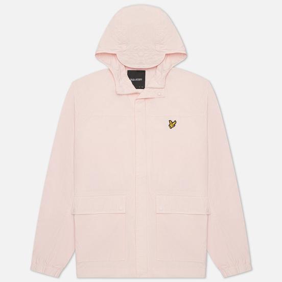 Мужская куртка Lyle & Scott Hooded Pocket Stonewash Pink