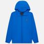 Мужская куртка ветровка Lyle & Scott Zip Through Hooded Bright Cobalt фото - 0