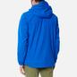 Мужская куртка ветровка Lyle & Scott Zip Through Hooded Bright Cobalt фото - 3