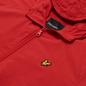 Мужская куртка ветровка Lyle & Scott Zip Through Hooded Gala Red фото - 1