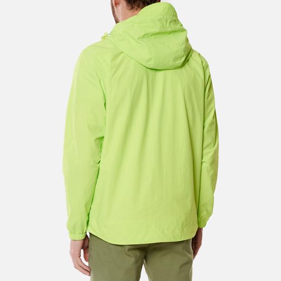 Мужская куртка ветровка Lyle & Scott Zip Through Hooded Sharp Green