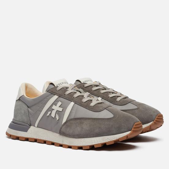 Мужские кроссовки Premiata Johnlow 5182 Grey