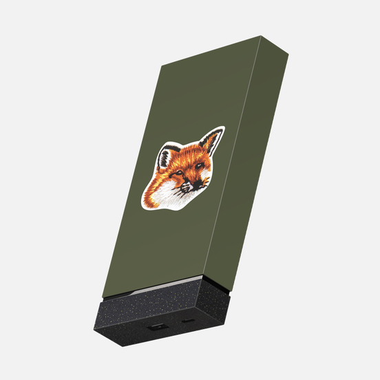 Портативный аккумулятор Native Union x Maison Kitsune JUMP+ Wireless 12000mAh Green