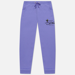Мужские брюки Helmut Lang Helmut Land Map Voltaic Purple