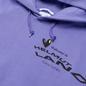 Мужская толстовка Helmut Lang Helmut Land Map Standard Hoodie Voltaic Purple фото - 1
