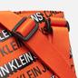 Сумка Calvin Klein Jeans Micro Flat Crossbody Mandarin Orange фото - 3
