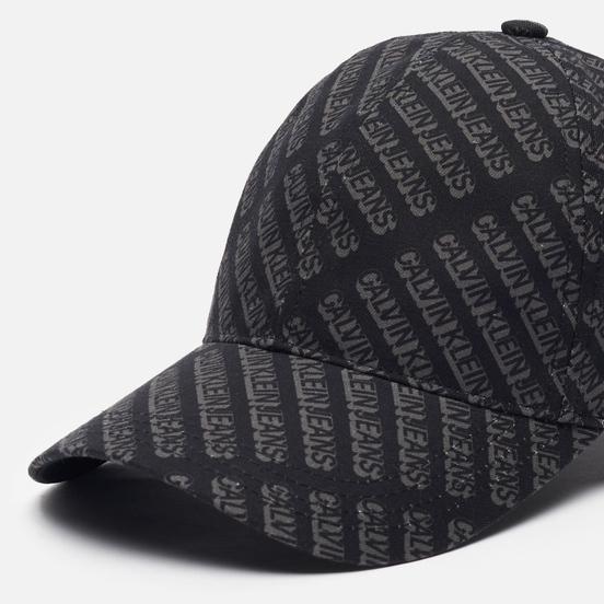 Кепка Calvin Klein Jeans Sport Essentials All Over Black