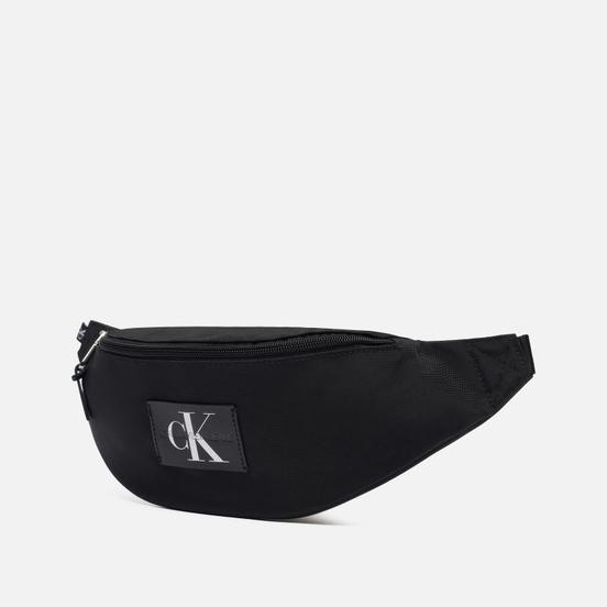 Сумка на пояс Calvin Klein Jeans Monogram Logo Black