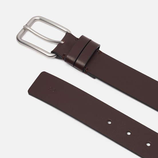 Ремень Calvin Klein Jeans Square Leather Bitter Brown