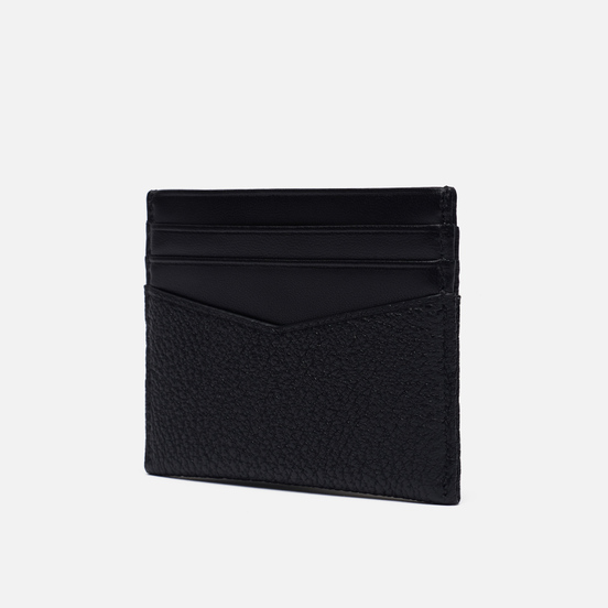 Держатель для карточек Calvin Klein Jeans 6 Credit Card Leather Black