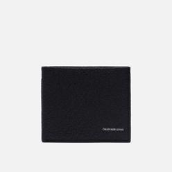 Кошелек Calvin Klein Jeans Leather Logo Black