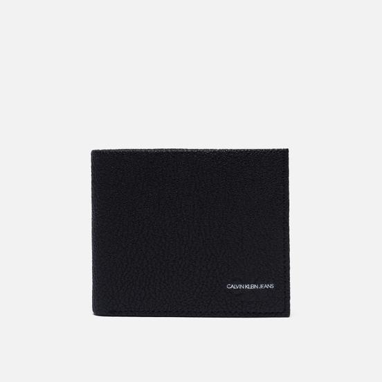 Кошелек Calvin Klein Jeans Passport And Card Leather Black