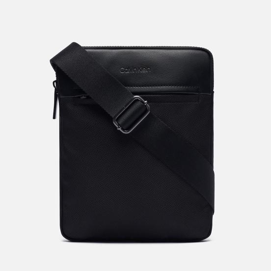Сумка Calvin Klein Jeans Mini Logo Flatpack Black