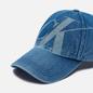 Кепка Calvin Klein Jeans CK Logo Denim Blue Denim фото - 2