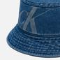 Панама Calvin Klein Jeans CKJ Monogram Blue Denim фото - 2