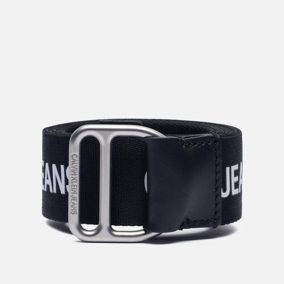 Ремень Calvin Klein Jeans Slider Black