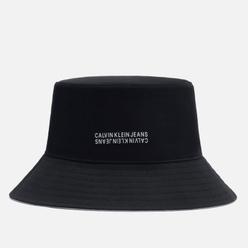 Панама Calvin Klein Jeans Monogram Cotton Reversible Black/White