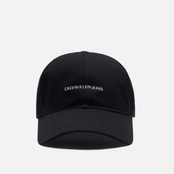 Кепка Calvin Klein Jeans Institutional Micro Black