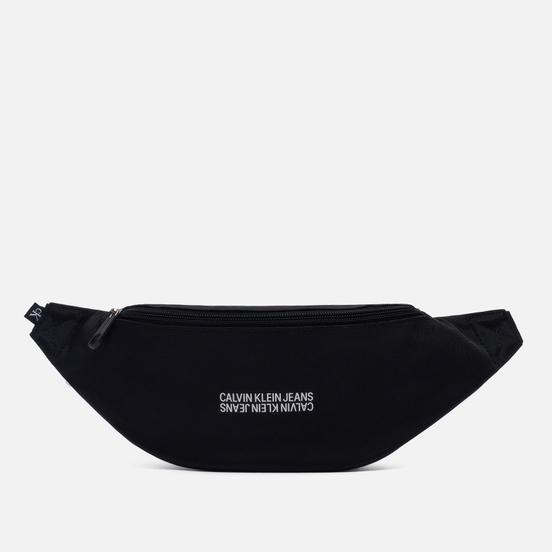 Сумка на пояс Calvin Klein Jeans Sport Essential Mirror Black