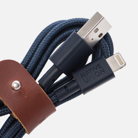 Кабель Native Union Belt Apple Lightning 1.2m Marine