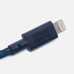 Кабель Native Union Belt Apple Lightning 3m Blue фото- 1