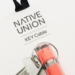 Кабель Native Union Key Apple Lightning Coral Red фото- 3
