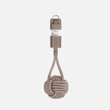 Кабель Native Union Key Apple Lightning Taupe фото- 0